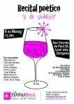 REcital poético v de violetta